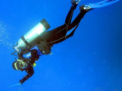 Deep dives.