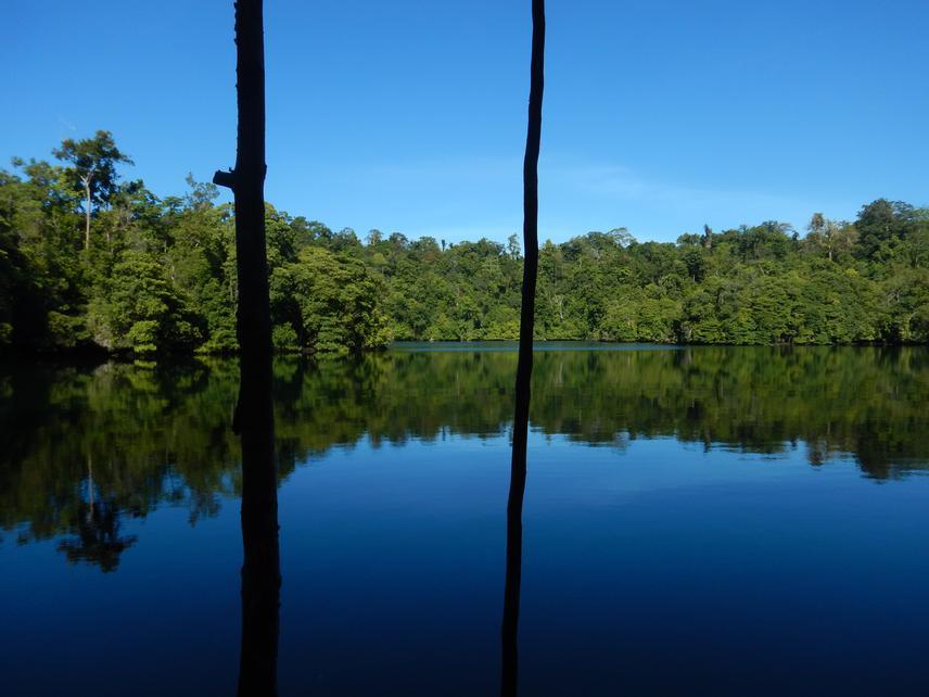 Haji Buang Lake.