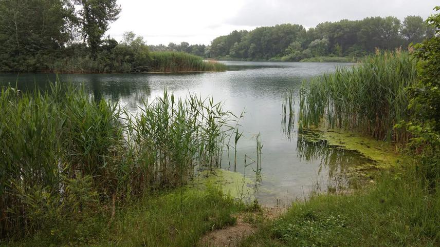 Bela Crkva lakes.