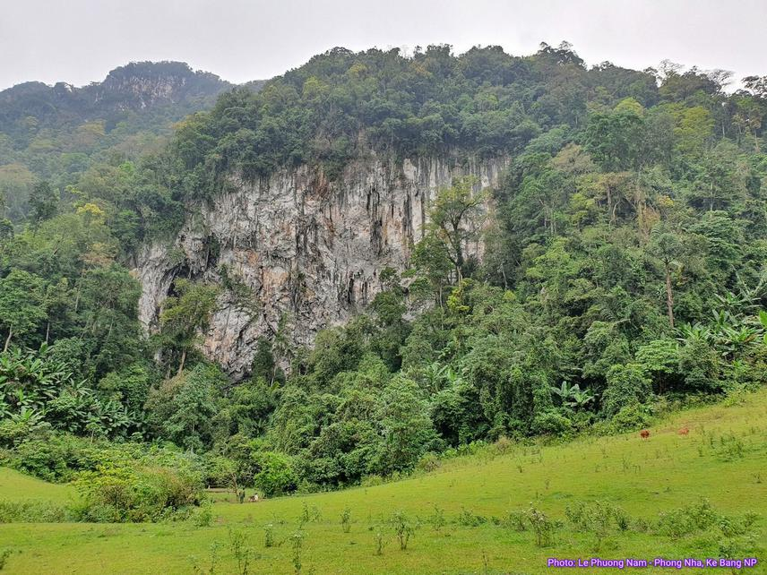 Phong Nha - Ke Bang National Park.