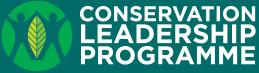 2022 Conservation Leadership Programme Team Awards image