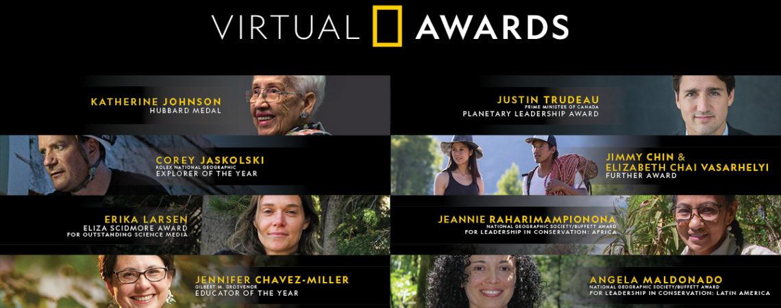 National Geographic Virtual Awards image