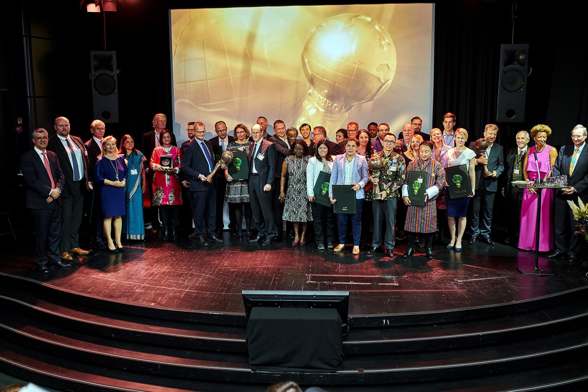Rufford Grantee Awarded 2019 Energy Globe National Award image